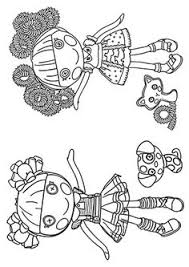 lalaloopsy coloring pages coloring pages