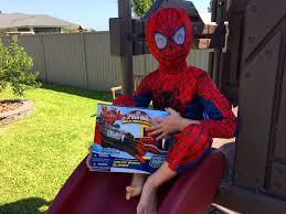 ultimate spider man color shock slinger