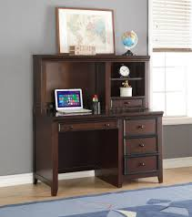 lacey 30582 computer desk in espresso by acme w options