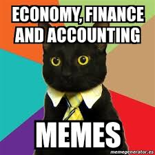 Economic Memes - finance and economics memes financial translator