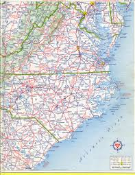 Map Of Virginia by Historical Road Maps Of Virginia
