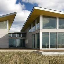 Modern Beach House Modern Beach House In Malibu Features Sustainable Design