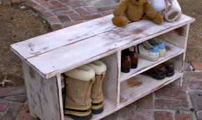 Storage Bench With Cubbies Bench Charm Narrow Storage Bench Entryway Extraordinary Metal