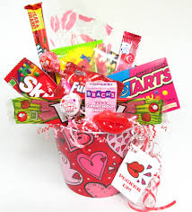 candy gift baskets pucker up candy gift basket