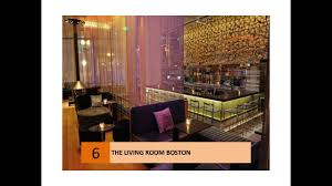 the living room restaurant boston youtube