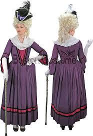 Colonial Halloween Costume 18th Century Colonial Woman Costume Boston Costume