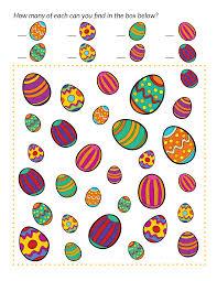 Halloween I Spy Printable Easter I Spy Gift Of Curiosity