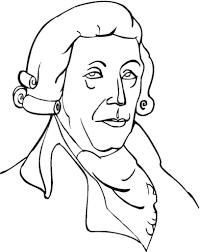 joseph haydn composer coloring page art u0026 culture photos of