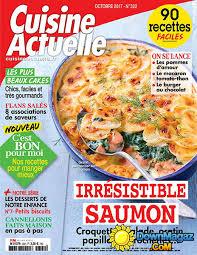 cuisine actuelle patisserie pdf cuisine actuelle octobre 2017 no 322 pdf magazines