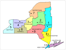 Counties In Ny State Map Regional Offices