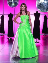 cheap lime green bubble dress lime green cocktail dress prom dress