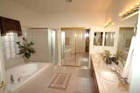 beautiful master bathroom definitely enough space dream home large master bathroom with a jacuzzi and seperate shower a gift from god