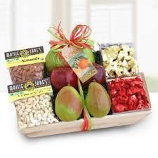 organic fruit gift baskets california organic fruit and nut crate gift organic fruit