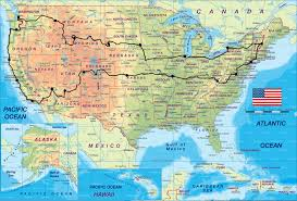 Map Of The Southeast United States by Usa Map Usa Road Map Michelin Map Usa Road 12761 P Rolled