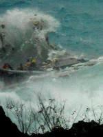christmas island boat crash herald sun