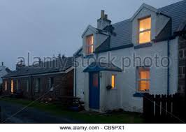 Barn Cottage Mull Rain Swept Cottage In Remote Bay At Kintra Isle Of Mull Scotland