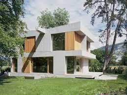 Einfamilienhaus Reihenhaus Lacroix Chessex Villa Sandmeier Architecture Pinterest