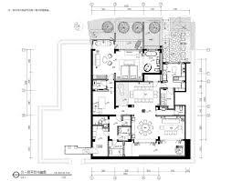 basement plan gallery of yi chen hotel li yizhong interior design 26