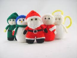 christmas craft fair patterns u2013 knitting by post