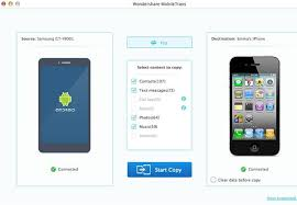 how to transfer apps from iphone to android top 5 best iphone to android transfer app free