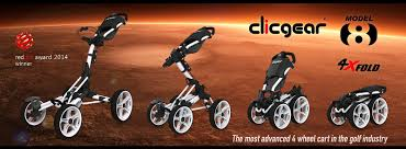 clicgear golf push carts u0026 accessories