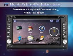 Cd Player With Usb Port For Cars Eincar Online 2 Din 6 2 Inch In Dash Navigation Car Stereo