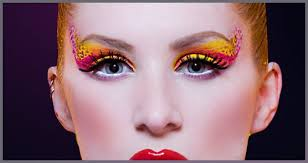 special effects airbrush makeup fashion makeup european