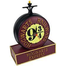 harry potter desk decor harry potter harry potter desk alarm clock 15 liked on