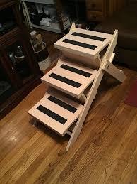 Dog Steps For High Beds 269 Pet Steps The Wood Whisperer