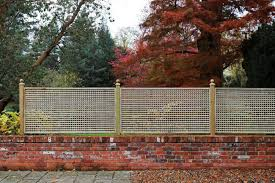 square trellis panel 20mm gap the garden trellis company