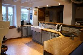 cuisine en bois gris cuisine bois gris gallery of bonnes raisons de choisir une avec
