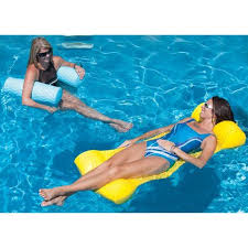 trc recreation sun cliner water hammock 8200112 water hammock