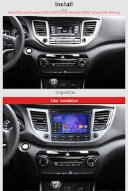 android 7 1 gps navigation dvd player radio head unit for 2015