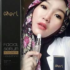 Serum Erl b erl cosmetics buku dewa nana apriliaa instagram photos and