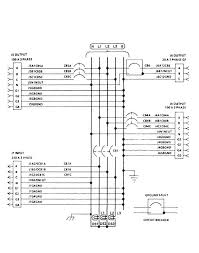 load center wiring diagram load wiring diagrams instruction