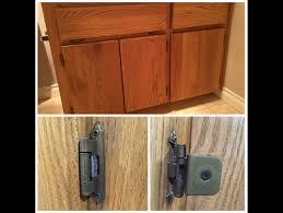 How To Change Hinges On Cabinet Doors Help Cabinet Color Change Leads To Hinges Looking What To Do