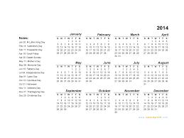 printable calendar yearly 2014 calendar year 2014 nasionalis