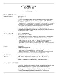Managing Editor Resume Update Resume On Indeed Resume For Your Job Application
