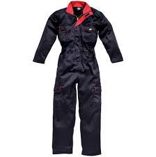 dickies jumpsuit dickies redhawk zip front coverall navy blue womens