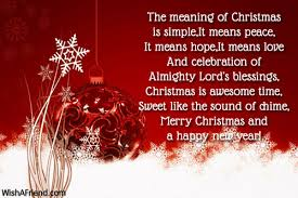 the christmas wish the meaning of christmas is simple it christmas wish