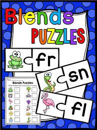24 best final consonant blends images on pinterest consonant