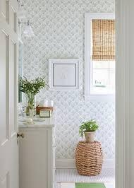 Wallpapered Bathrooms Ideas 26 Best Wallpaper Images On Pinterest Wallpaper Ideas Bathroom