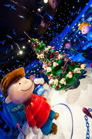 Christmas Lights Decoration Peanut Gang Inside Ice At Gaylord Palms Featuring A Charlie Brown Christmas U2022 The