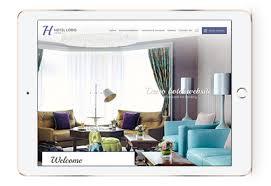 website to design a room responsive web design web connection hotel websites