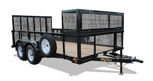 Landscape Truck Beds For Sale Georgia Trailers For Sale U0026 Repair Enclosed Car Haulers Horse