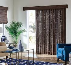 Sliding Drapes Graberblinds Com Natural Drapes
