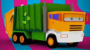 garbage truck for kids videos for kids learn transport youtube