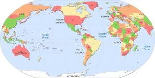 map world asia why isn t our world map made to look like this quora