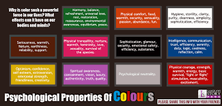 what does your favorite color say about you colors fun positivemed