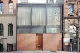 philip johnson s rockefeller guest house a secret modernist gem view photo in gallery
